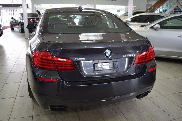 2014 BMW 550i xDrive 550i xDrive Richmond Hill, New York 4