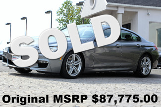 2014 BMW 6-Series 640i xDrive Gran Coupe M Sport PKG in Alexandria VA