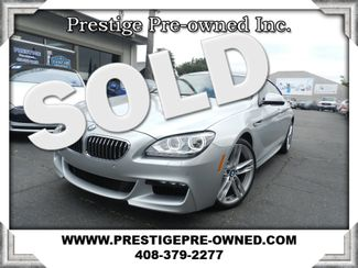 2014 BMW 640i GRAN COUPE $85125 ORIGINAL MSRP  in Campbell CA