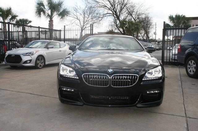 2014 BMW 640i Gran Coupe M Sport Pkg Houston, Texas 1