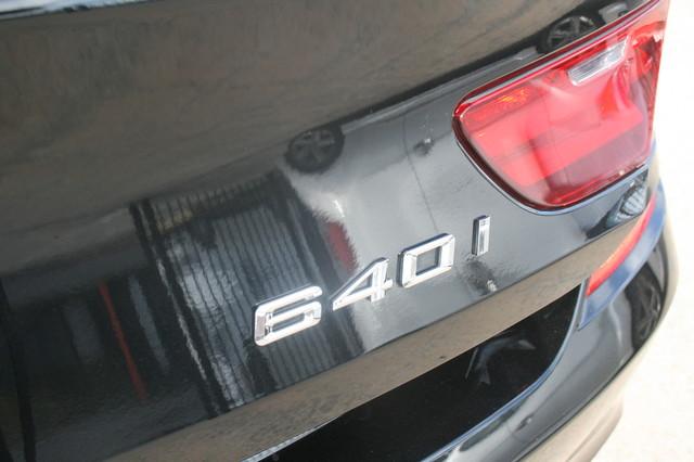 2014 BMW 640i Gran Coupe M Sport Pkg Houston, Texas 17