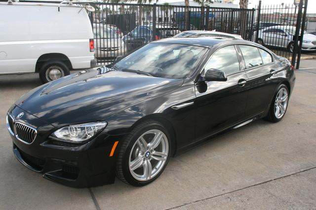 2014 BMW 640i Gran Coupe M Sport Pkg Houston, Texas 2