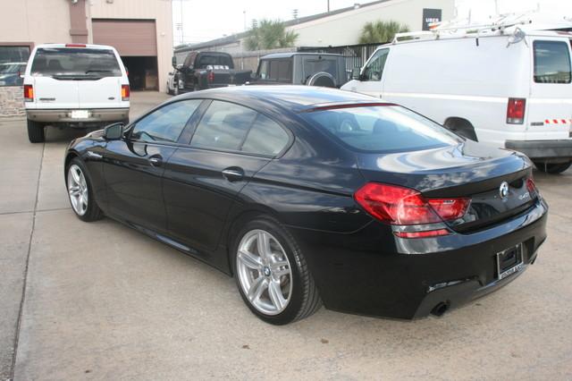 2014 BMW 640i Gran Coupe M Sport Pkg Houston, Texas 4