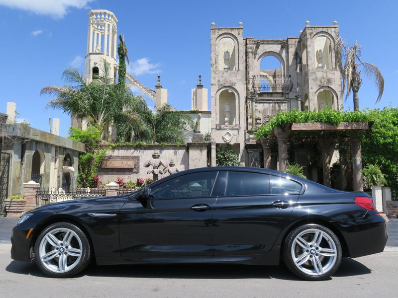 2014 BMW 640i Gran Coupe M SPORT EDITION in Houston Texas