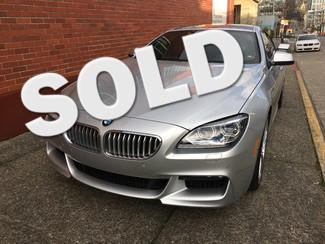 2014 BMW 650i Gran 4 Door M Sport Edition Lighting Executive Driver Asst Plus Comfort M Sport Pkgs Seattle, Washington