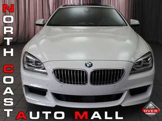 2014 BMW 650i xDrive Gran Coupe M SPORT MERINO LEATHER B&O DRIVER ASSIST PLUS E... in Akron, OH
