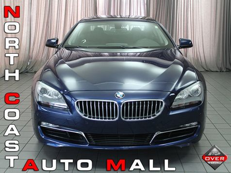 2014 BMW 650i xDrive Gran Coupe 650i Gran Coupe in Akron, OH