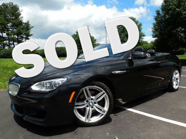 2014 BMW 650i xDrive Leesburg, Virginia 0