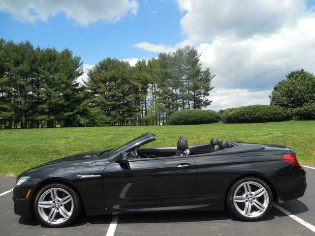 2014 BMW 650i xDrive Leesburg, Virginia 4