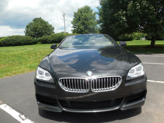 2014 BMW 650i xDrive Leesburg, Virginia 7