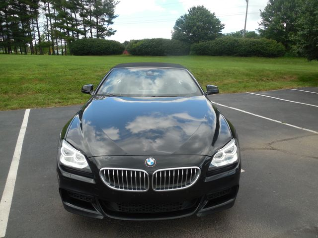 2014 BMW 650i xDrive Leesburg, Virginia 13