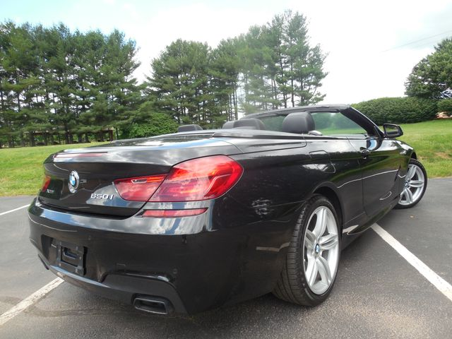 2014 BMW 650i xDrive Leesburg, Virginia 2