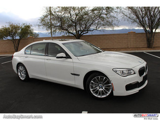 2014 BMW 7 Series in Las Vegas, NV