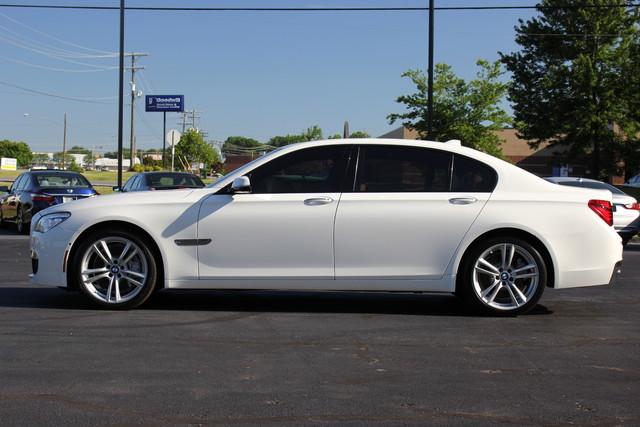 2014 BMW 750Li M Sport Mooresville , NC 3
