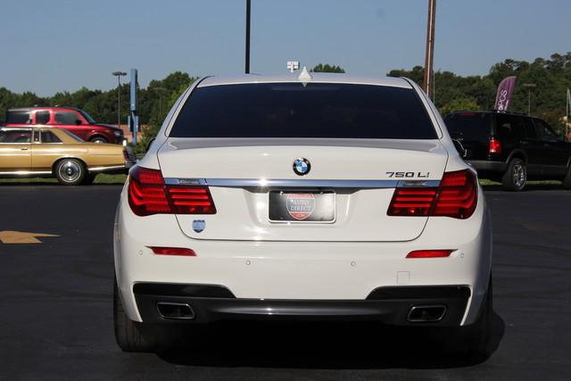 2014 BMW 750Li M Sport Mooresville , NC 5