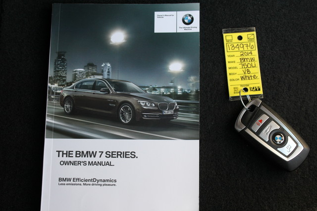 2014 BMW 750Li M Sport Mooresville , NC 42