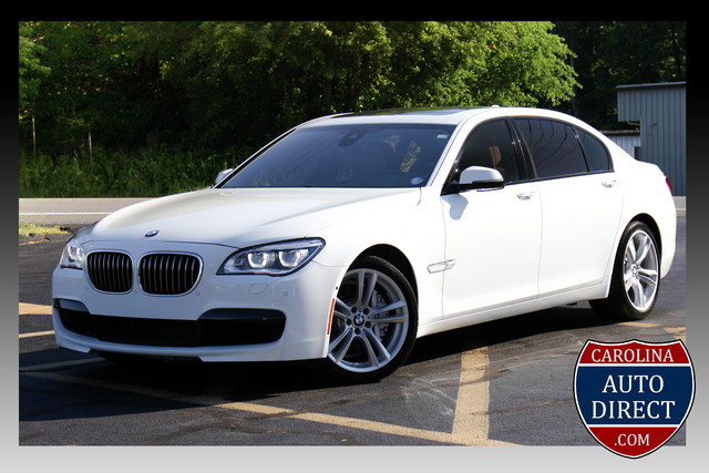 2014 BMW 750Li M Sport Mooresville , NC 0