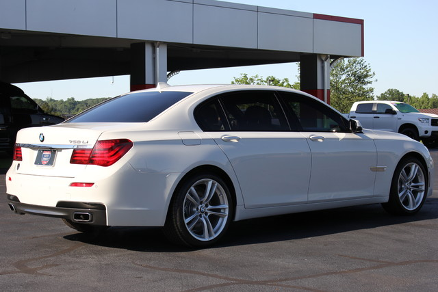 2014 BMW 750Li M Sport Mooresville , NC 6