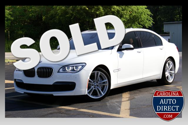 2014 BMW 750Li M Sport - One Owner Mooresville , NC 0