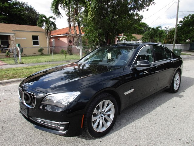 2014 BMW 740i Come and visit us at oceanautosalescom for our expanded inventoryThis offer exclud