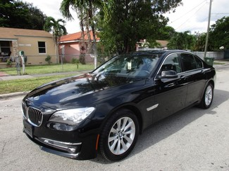 2014 BMW 740i Miami, Florida