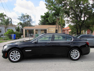 2014 BMW 740i Miami, Florida 1
