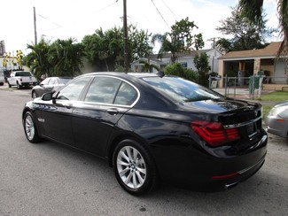 2014 BMW 740i Miami, Florida 2