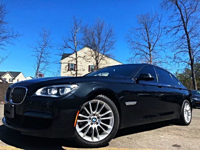 2014 BMW 750Li xDrive M Sport Leesburg, Virginia 0
