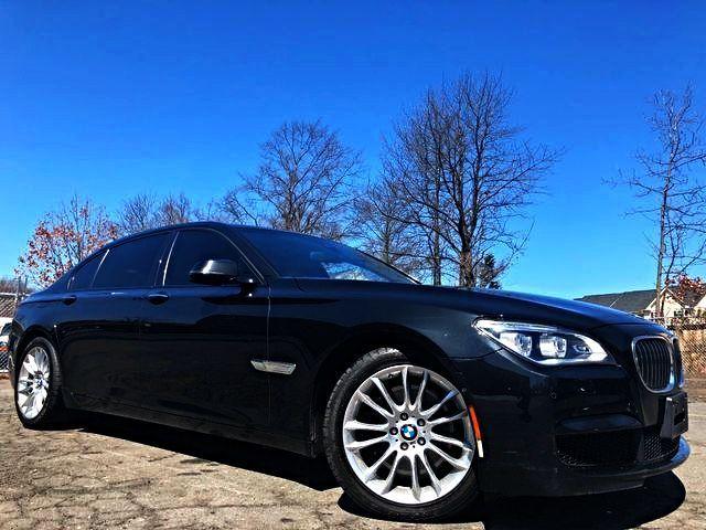 2014 BMW 750Li xDrive M Sport Leesburg, Virginia 1