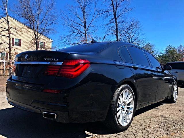 2014 BMW 750Li xDrive M Sport Leesburg, Virginia 2