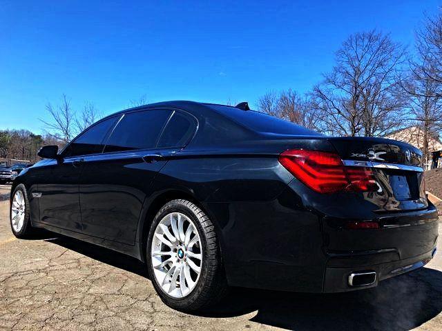 2014 BMW 750Li xDrive M Sport Leesburg, Virginia 3