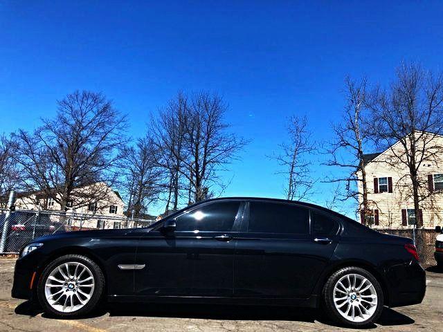 2014 BMW 750Li xDrive M Sport Leesburg, Virginia 4