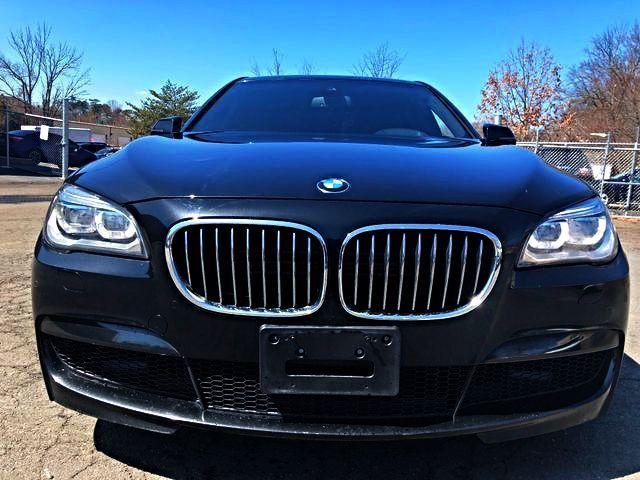 2014 BMW 750Li xDrive M Sport Leesburg, Virginia 6