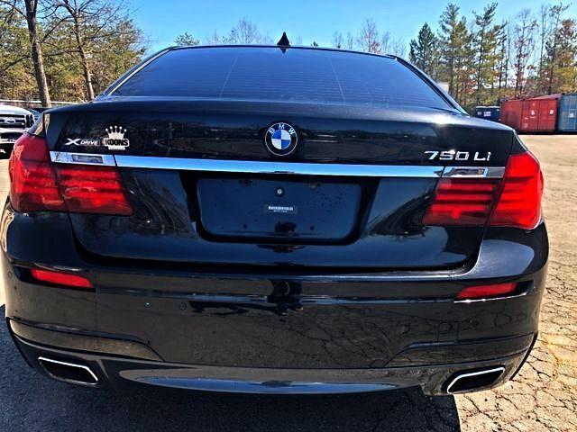 2014 BMW 750Li xDrive M Sport Leesburg, Virginia 7