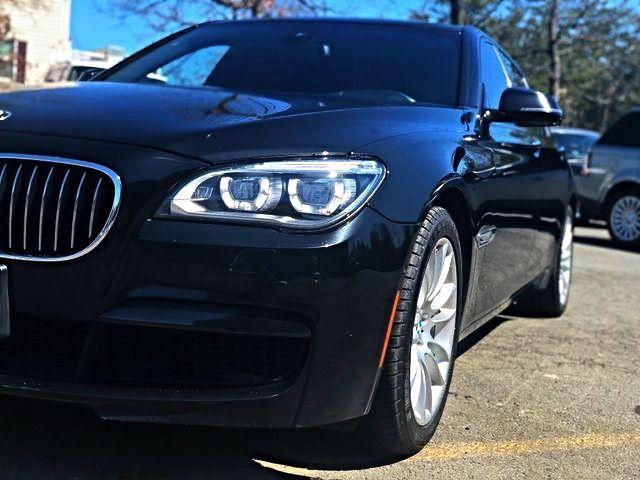 2014 BMW 750Li xDrive M Sport Leesburg, Virginia 8