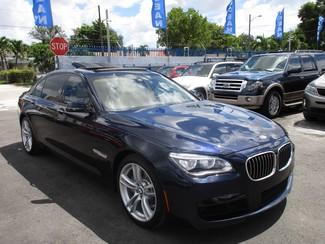 2014 BMW 750Li xDrive Miami, Florida 4