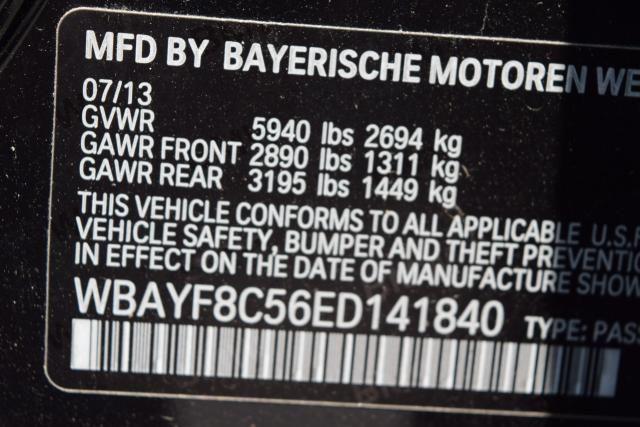 2014 BMW 750Li xDrive 4dr Sdn 750Li xDrive AWD Richmond Hill, New York 23