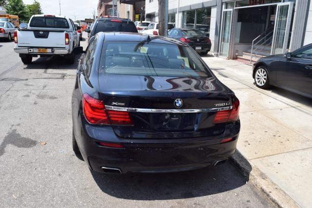 2014 BMW 750Li xDrive 4dr Sdn 750Li xDrive AWD Richmond Hill, New York 3
