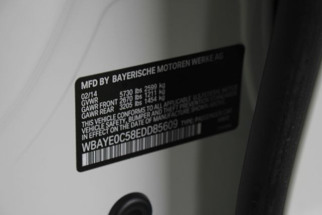 2014 BMW ActiveHybrid 7 L RWD - EXECUTIVE PKG - VERY RARE! Mooresville , NC 62