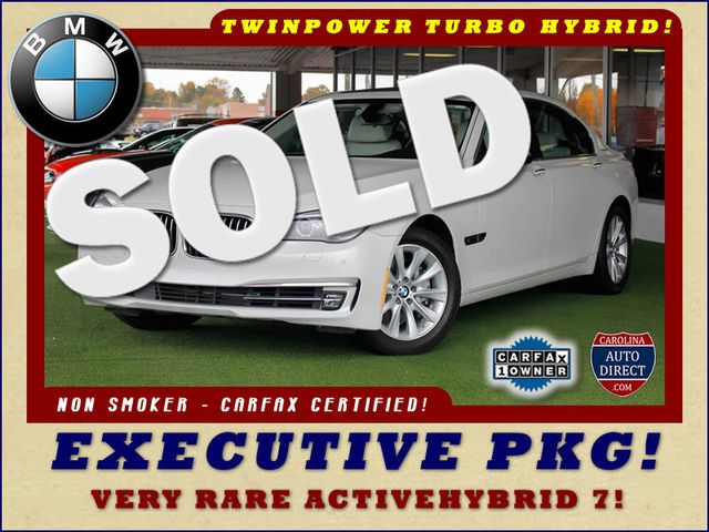 2014 BMW ActiveHybrid 7 L RWD - EXECUTIVE PKG - VERY RARE! Mooresville , NC 0