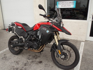 2014 BMW F800 ADVENTURE Dania Beach, Florida 1