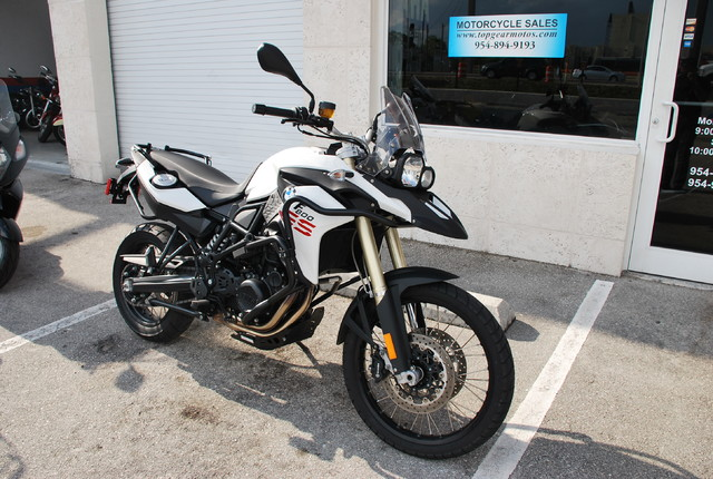 2014 BMW F800GS Dania Beach, Florida 1