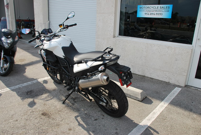 2014 BMW F800GS Dania Beach, Florida 13
