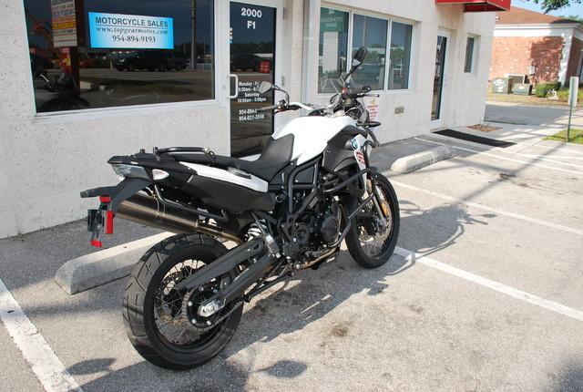 2014 BMW F800GS Dania Beach, Florida 6