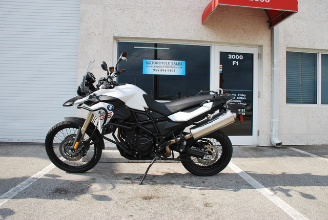 2014 BMW F800GS Dania Beach, Florida 7