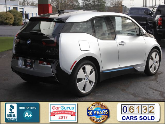 2014 BMW i3 RWD - TECHNOLOGY & DRIVING ASSISTANT PKG! Mooresville , NC 2