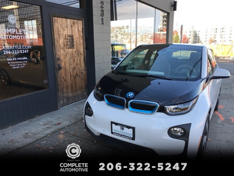 2014 BMW i3 Bev Giga World 10,000 Mile Navi, Rear Camera HK Stereo XM Heated 19