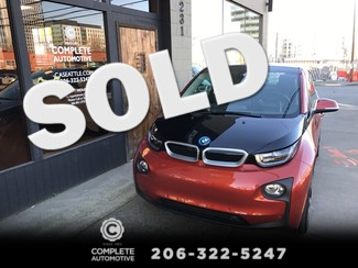 2014 BMW i3 Rex Tera World Save $25,000 From New Navi Rear Camera HK Stereo XM Heated Full Leather 19
