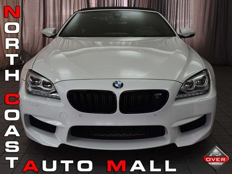 2014 BMW M Models 2dr Convertible Competition Package Bang&Olufsen in Akron, OH