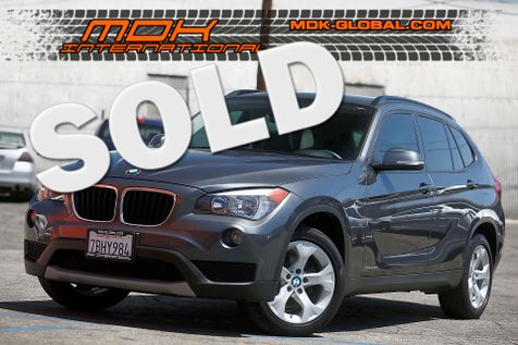 2014 BMW X1 sDrive28i - Tech pkg - Navigation - Pano roof in Los Angeles